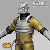 Bossk Body Paint 2